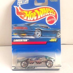 Hot Wheels Lakester Toy Car Mattel